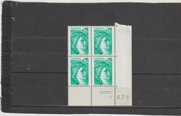 N° 1967 - 0,20 SABINE - 5° Tirage Du 10.5.78 Au 3.8.78 - 1.06.1978 - 2 Traits - - 1970-1979