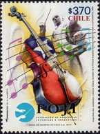 Chile 2019, Orchestra Federation Of Chile - FOJI, MNH Single Stamp - Chile