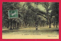 CPA Lorient - Le Bois De Kéroman - Lorient