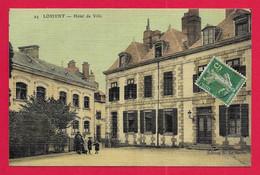 CPA Lorient - Hôtel De Ville - Lorient