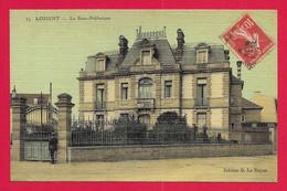 CPA Lorient - La Sous Préfecture - Lorient