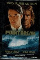 JAPAN  1991 PHONECARD CINEMA  POINT BREAK USED VF!! - Cinema