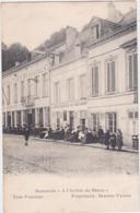 """Vilvoorde - Restaurant """"A L' Arrivée Du Bâteau"""" 3 Fonteinen (gelopen Kaart Met Zegel) - Vilvoorde"""