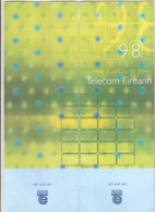 IRLANDE. Programme Télécartes 1998. Très Bien. - Ireland