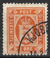 Denmark 1914/1920. Dienstmarke, Officials, Mi.Nr. 11, Used O - Dienstpost