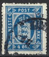 Denmark 1914/1920. Dienstmarke, Officials, Mi.Nr. 13, Used O - Dienstpost