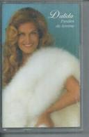 """K7 Audio - DALIDA """" PAROLES DE FEMME """"  16 TITRES - Cassette"""