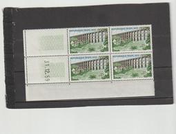 N° 1240 - 0,85 VIADUC DE CHAUMONT - 1° Tirage Du 24.12.59 Au 12.1.60 - 31.12.1959 - - 1970-1979