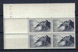 FRANCE 1946: Bloc Du Y&T 764 CDF, Neufs** - Unused Stamps