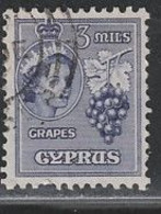 CHYPRE 313// YVERT 157 // 1955 - Cyprus (...-1960)