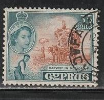 CHYPRE 317 // YVERT 164 // 1955 - Cyprus (...-1960)