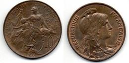 10 Centimes 1899 Dupuis SPL - D. 10 Centimes