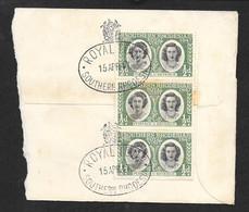 SOUTHERN RHODESIA 1947 ROYAL TOUR N°C420 - Southern Rhodesia (...-1964)