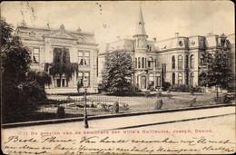CPA Overijse Flämisch Brabant Flandern Belgien, Villa Guillaume - Otros