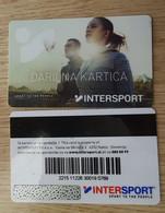 INTERSPORT Gift Card Running Slovenia - Gift Cards