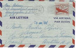 Pli Postal ETATS UNIS Entiers Postaux - Covers & Documents