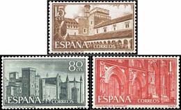 ESPAÑA SEGUNDO CENTENARIO SERIES Nº 1250/53 ** SEÑORA DE GUADALUPE. - 1951-60 Neufs