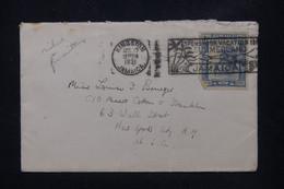 JAMAÏQUE - Enveloppe De Kingston Pour New York En 1931 - L 108732 - Jamaica (...-1961)