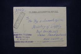 BHOUTAN - Enveloppe Du Gouvernement ( Vaccination Tuberculose ) Pour New Delhi En 1971 - L 108740 - Bhutan