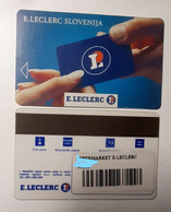 E.Leclerc Gift Member Card Slovenia - Gift Cards