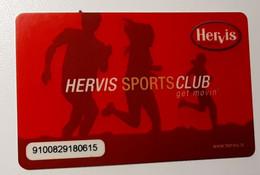 HERVIS Gift Member Card Running Slovenia - Gift Cards