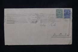 FINLANDE - Enveloppe De Helsinki Pour Mustamalir En 1914 ( Administration Russe )  - L 108743 - Briefe U. Dokumente