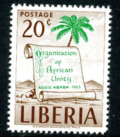 Liberia MNH 1963 - Liberia