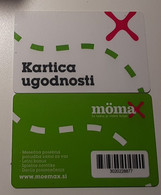 MOMAX Gift Card Slovenia - Gift Cards