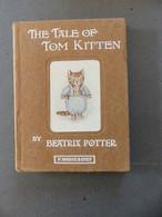 The Tale Of Tom Kitten Beatrix Potter - Non Classificati
