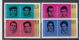 Bulgaria 1975 - Anti-fascist Children, Mi-Nr. 2407/10, MNH** - Ungebraucht