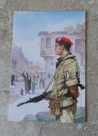 CPM Participation Italiana Alla Pacificazione Dell' Iraq Forze Italiana Di Pace - CARABINIERI - 2000 Scarpelli - Andere Oorlogen