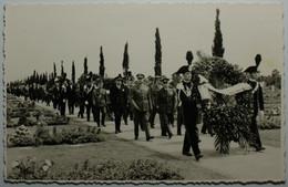 ITALIE Procession Militaire, Cimetière ? à Identifier - Oorlogsbegraafplaatsen