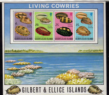 Gilbert  Et Elice -   (1975) -   BF  Coquillages  - Neufs** - MNH - Gilbert & Ellice Islands (...-1979)