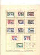 Gilbert  Et Elice  (1939-55) -  George VI  - Serie Courante  -  Neufs* - MLH - Gilbert & Ellice Islands (...-1979)
