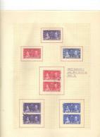 Gilbert  Et Elice  (1937) -  Couronnement George VI  -   Neufs* - MLH Et Oblit - Gilbert & Ellice Islands (...-1979)