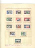 Gilbert  Et Elice  (1956) -   Elizabeth II - Serie Courante -   Neufs* - MLH - Gilbert & Ellice Islands (...-1979)