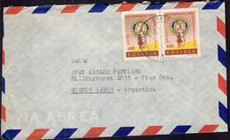 Bolivia - 1961 - Lettre - Rotary International - Envoyé En Argentine - Bolivien