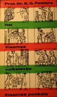 Het Vlaamse Volksleven - Door K. Peeters - 1962 - Folklore Heemkunde - Non Classificati