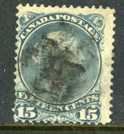 Canada USED 1868-76 Large Queen Issue - Used Stamps