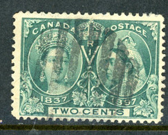 Canada USED 1897 Diamond Jubilee - Used Stamps