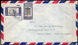 Bolivia - 1961 - Lettre - Envoyé En Argentine - Bolivien