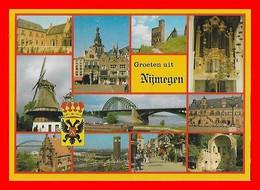 CPSM/gf  NIJMEGEN (Pays-Bas)   Multivues..L417 - Nijmegen