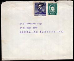 Chile - Lettre - Circa 1960 - Enviado Republica Argentina - A1RR2 - Chile