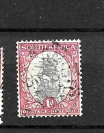 LOTE 2215 ///  UNION SUDAFRICANA - Used Stamps