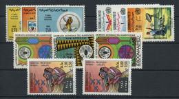 1981, Somalia, 301-08 U.a., ** - Somalië (1960-...)
