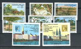 1977, Somalia, 251-56 U.a., ** - Somalië (1960-...)