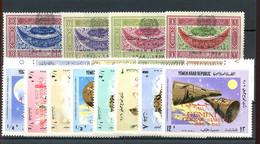 1959, Jemen Nord , 169-72 U.a., ** - Yemen