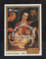 1986, Cook Inseln, 1132 U, ** - Cookeilanden