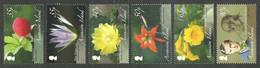 ASCENSION 2009 FLOWERS FRUITS HOOKER BOTANIST SET MNH - Ascension