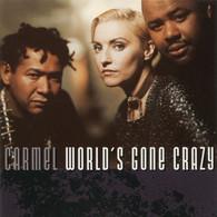 Carmel (1995) World's Gone Crazy (4509-99155-2) - Jazz